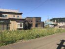 売り土地 (川沿10条2丁目)