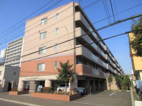 売中古マンション(ロジェ新札幌ステーション)