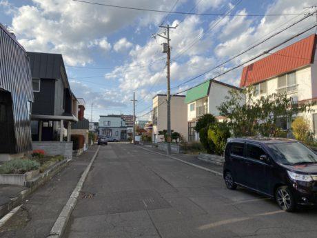 売土地(新川3条12丁目)
