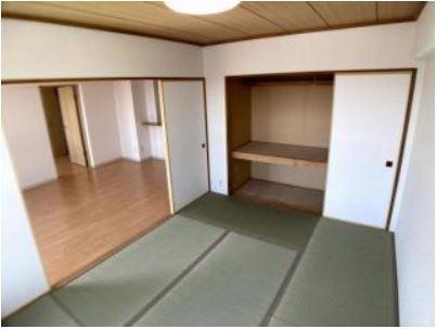 売中古マンションリフォーム済(サンコート平岡)